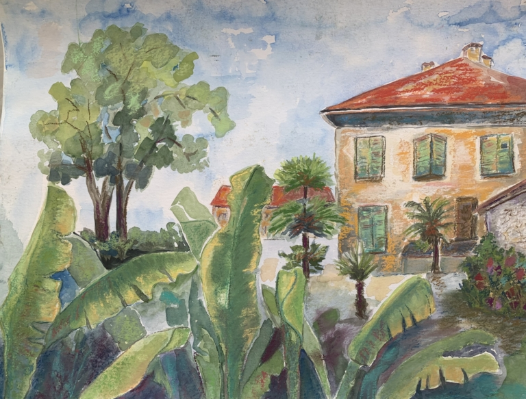 Italienisches Landhaus